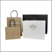 シンプルバッグ紙袋
