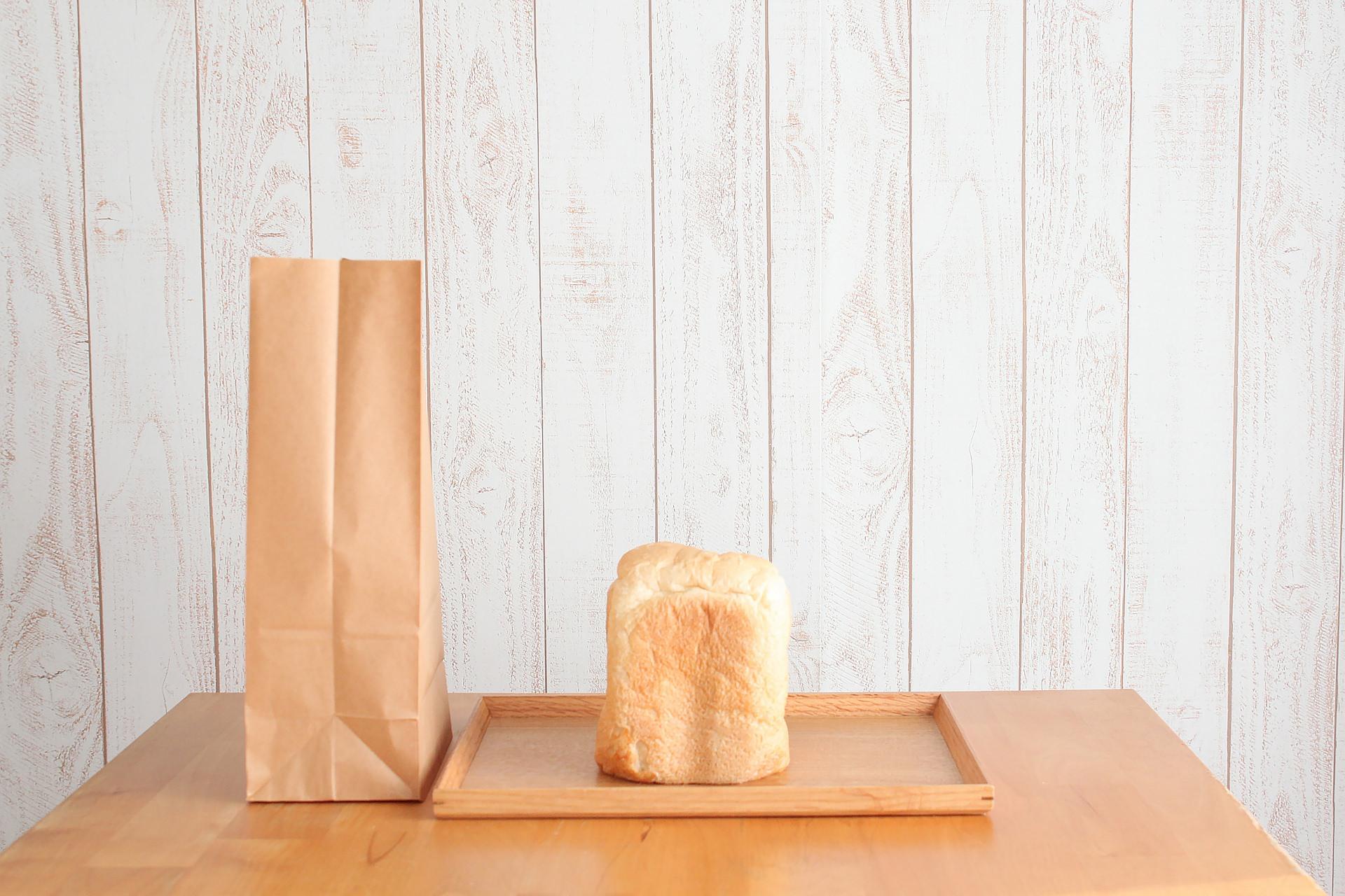パン屋紙袋