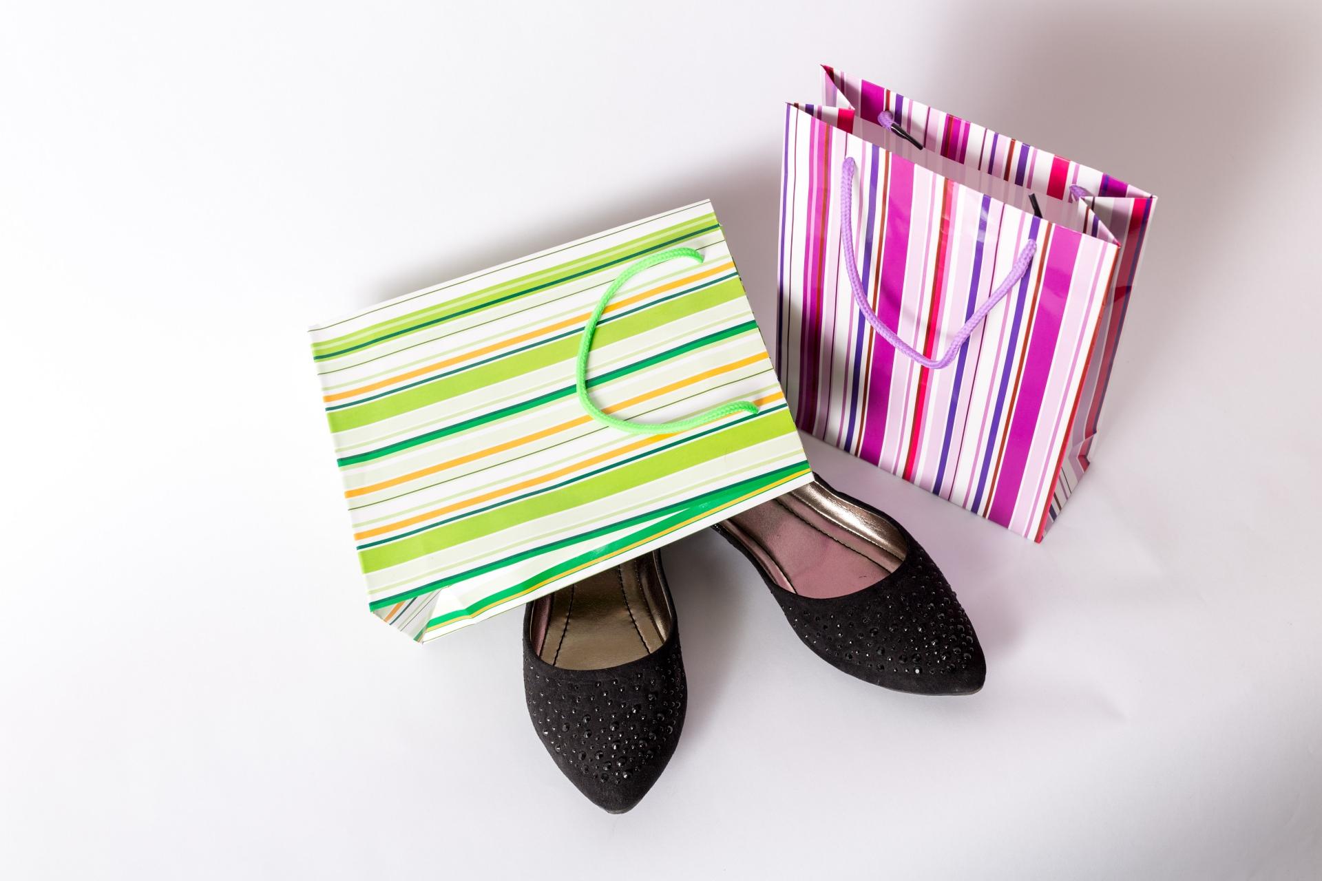 ファッション紙袋